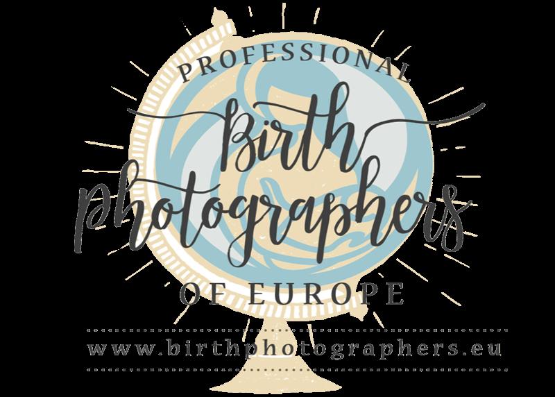 Logo Professional Birth Photographers