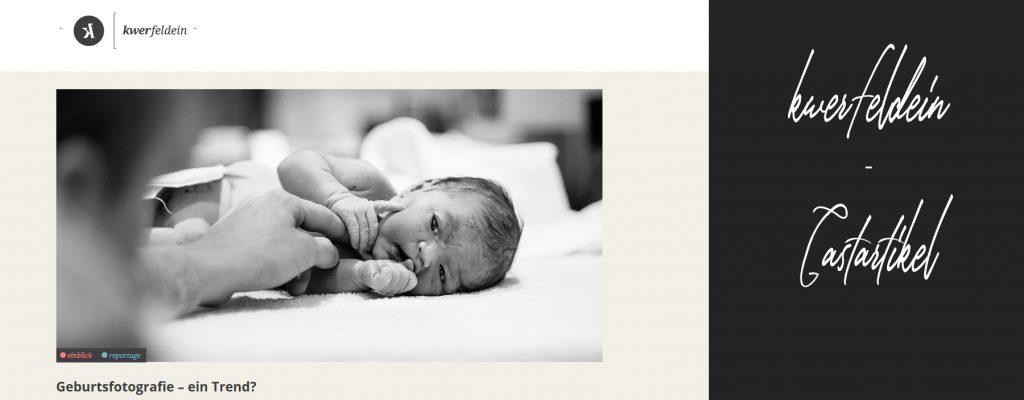 Artikel Geburtsfotografie